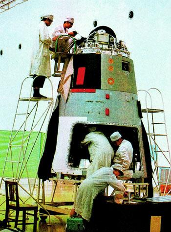 FSW – Satellitedesign